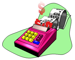 adding machine dollars hr