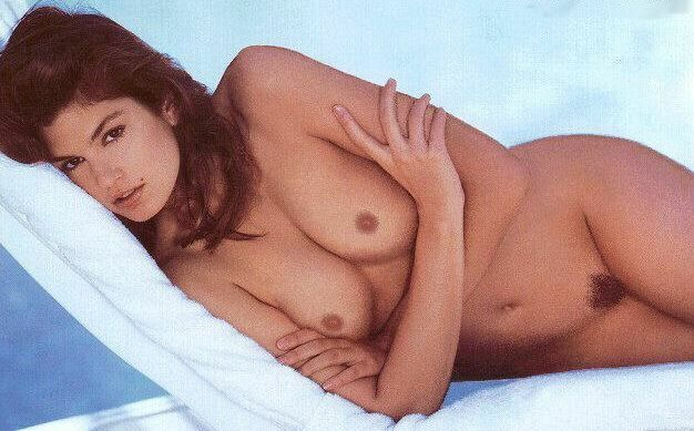 rare celebrity nude cindy crawford 7