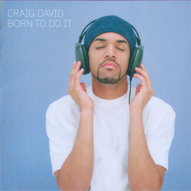 Craig David - Born To Do It (Front)