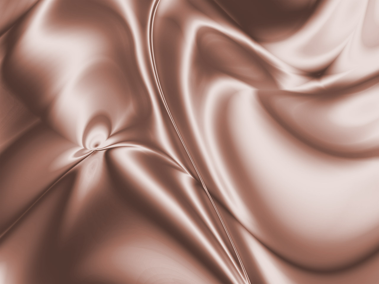 Silvered Silk - Chocolate